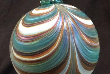 Furnace Glass ornament
