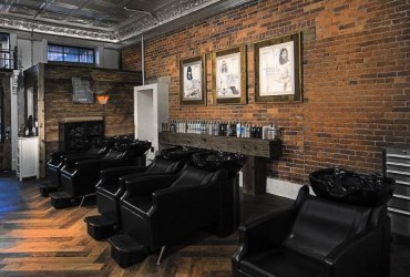 Phia salon shampoo area west view (1)