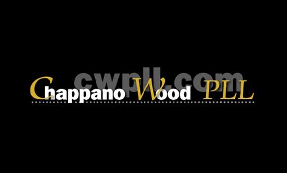 chappano wood logo
