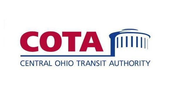 Central Ohio Transit Authority Short North Columbus Ohio
