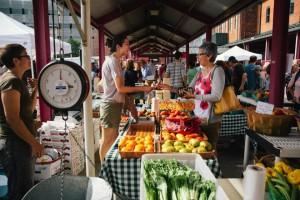 north market summer