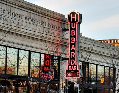 Hubbard Grille Facade