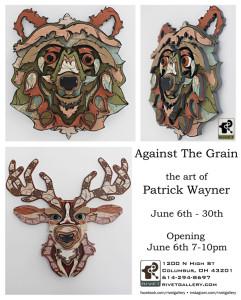 Against The Grain - Patrick Wayner