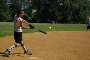 gay softball