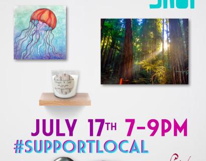 Pop Up Shop-July-poster