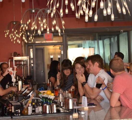 Denmark bar
