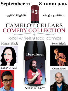 comedy september 2015