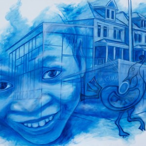 Wexner 2015 mural