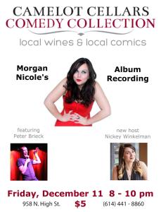 Comedy December 2015