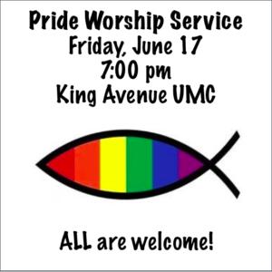 Pride Worship King Avenue Church