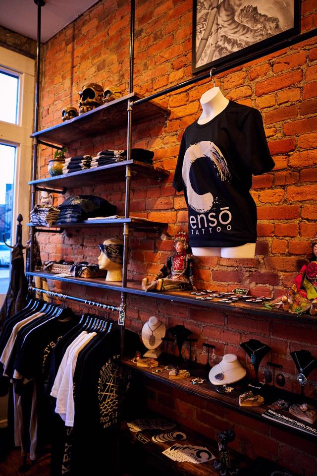 Business Spotlight: Enso Tattoo | Short North, Columbus Ohio
