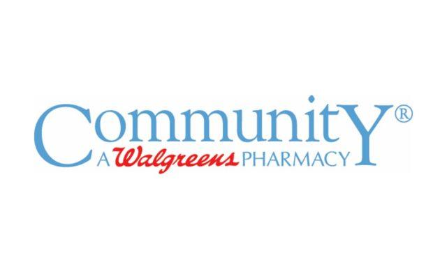 community walgreens logo