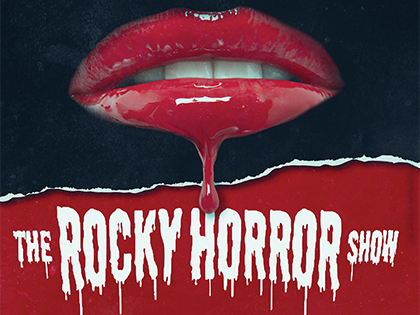 """""""The Rocky Horror Show"""" at The Garden Theater"""