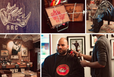 Royal Rhino Club Barbershop & Lounge