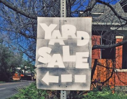Short North Yard Sale by the Short North Civic Association