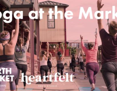Yoga at the Market at North Market