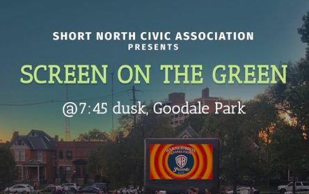 Screen on the Green at Goodale Park