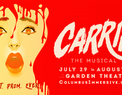 """""""Carrie: The Musical"""" at The Garden Theater"""