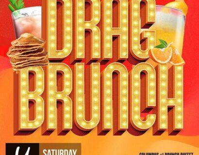 Drag Brunch at Union Cafe