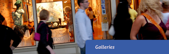 art galleries, short north, columbus ohio